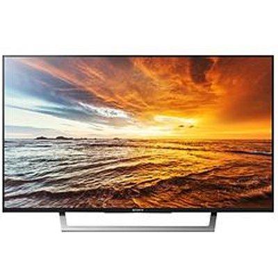 Sony Kdl32Wd751Bu 32 Inch Full Hd, Smart Tv With X-Reality Pro - Black