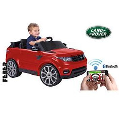 Feber Range Rover Sport 6V Battery Operated Car With App Remote Control