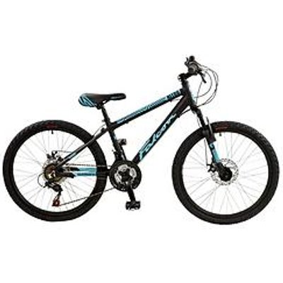 Falcon Nitro Full Suspension Boys Mountain Bike 24 Inch Wheel