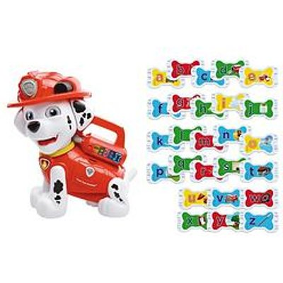 Vtech Paw Patrol Chomp &Amp; Learn Marshall