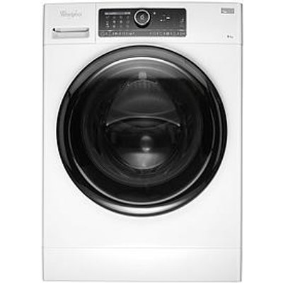 Whirlpool Supreme Care Fscr90430 9Kg Load, 1400 Spin Washing Machine - White