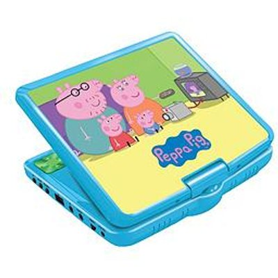 Peppa Pig Portable Dvd Player