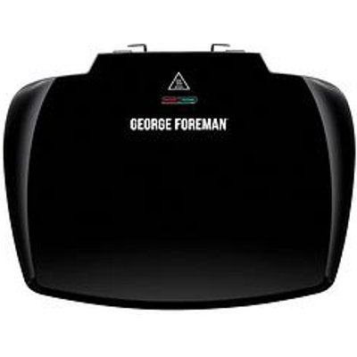 George Foreman Large Black Classic Grill - 23440