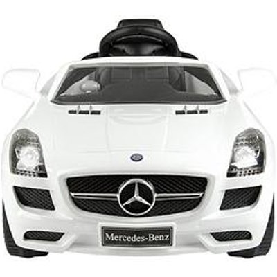 Mercedes Sls Electric Ride On With Battery - 6V