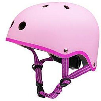 Micro Scooter Micro Safety Helmet Matt Pink Small