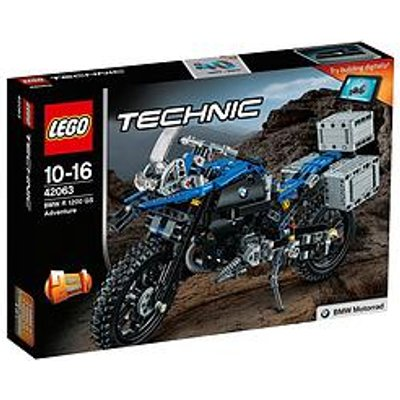 Lego Technic 42063 Bmw R 1200 Gs Adventure Motorbike