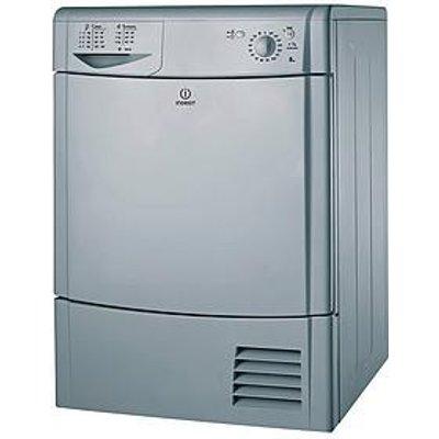 Indesit Idc8T3Bs 8Kg Load Condenser Tumble Dryer - Silver