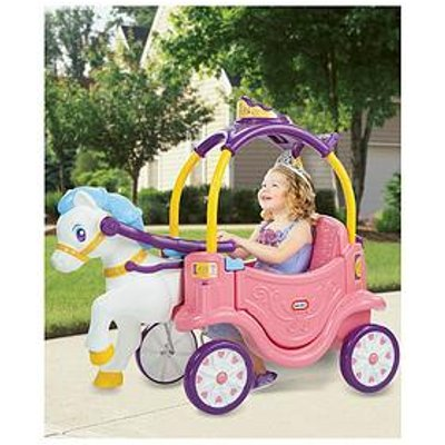 Little Tikes Princess Horse &Amp; Carriage