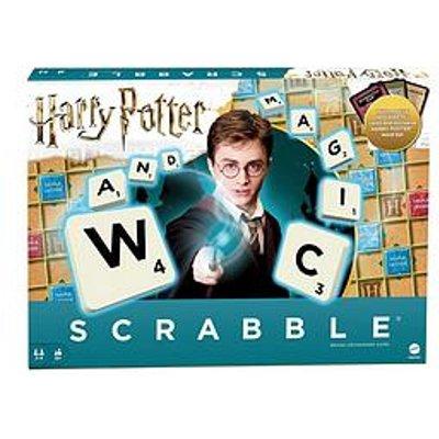 Mattel Scrabble Harry Potter Board Game