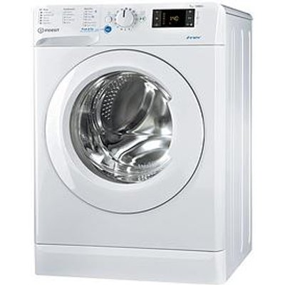 Indesit Innex Bwd71453W 7Kg Load, 1400 Spin Washing Machine - White, A+++ Energy Rating