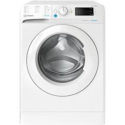 Indesit Innex Bwe91484Xw 9Kg Load, 1400 Spin Washing Machine - White