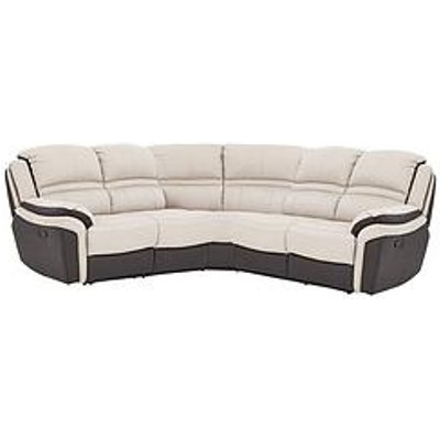 Petra Manual Recliner Corner Group