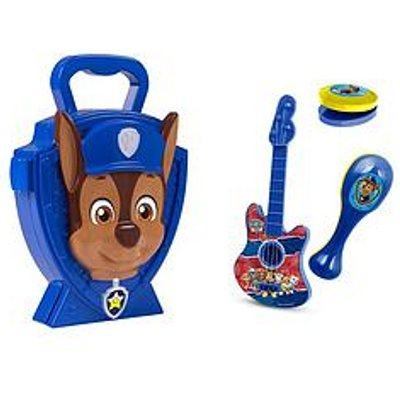 Paw Patrol Chase Carry Case With Musical Instruments