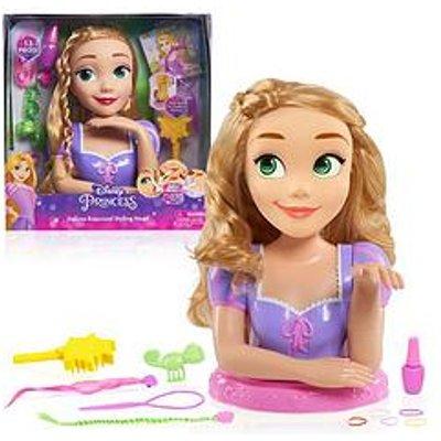 Disney Princess Disney Princess Deluxe Rapunzel Styling Head