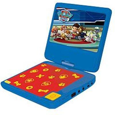 Paw Patrol Portable Dvd Player