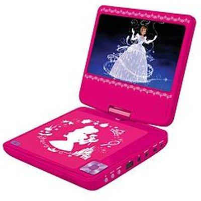 Disney Princess Portable Dvd Player