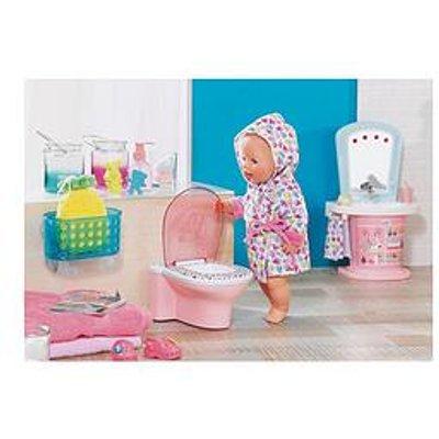 Baby Born Bath Funny Toilet