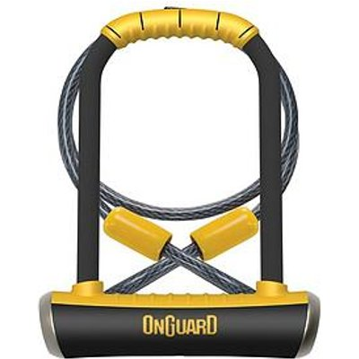 Onguard Pitbull Shackle Bike Lock - Sold Secure Gold Standard