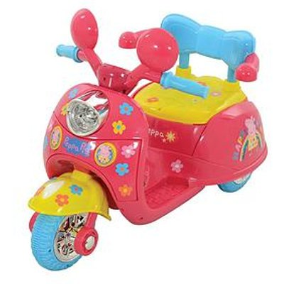 Peppa Pig 6V Battery Operated Trike