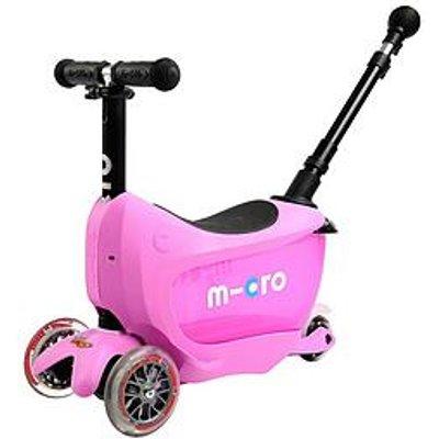 Micro Scooter Mini2Go Deluxe Plus - Pink