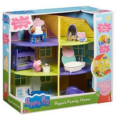 Peppa Pig Peppa'S Family Home