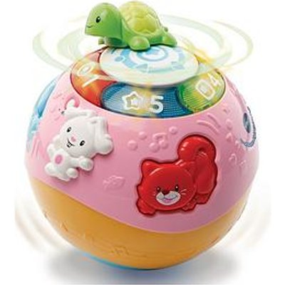 Vtech Vtech Crawl & Learn Bright Lights Ball - Pink