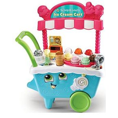 Leapfrog Scoop &Amp; Learn Ice Cream Cart