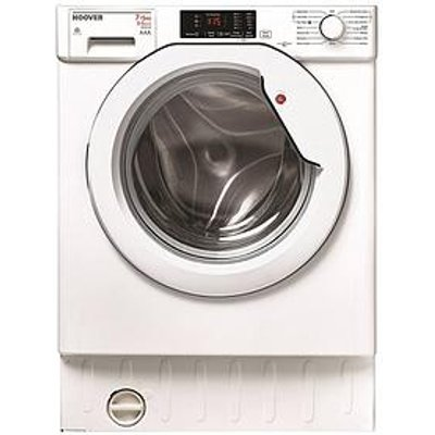 Hoover Hbwd7514Da 7Kg Wash 5Kg Dry 1400 Spin Fully Integrated Washer Dryer  - Washer Dryer With Installation
