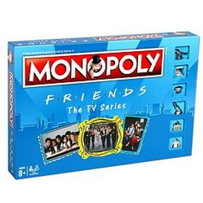 Monopoly Monopoly Friends Board Game