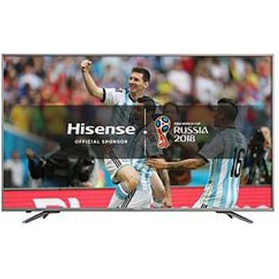 Hisense H50N6800Uk 50 Inch, 4K Ultra Hd Certified, Freeview Play, Smart Tv