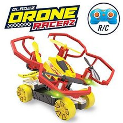 Hot Wheels Rc Bladez Drone Racerz Drone &Amp; Vehicle Set