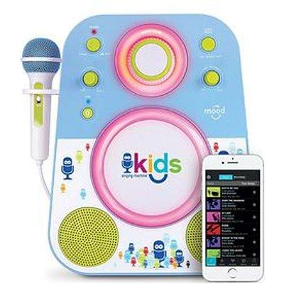 The Singing Machine Singing Machine Smk250Bg Bluetooth Sing Along Machine (Blue + Green)