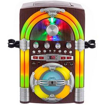 The Singing Machine Singing Machine Sml645Bt Jukebox Bluetooth Karaoke