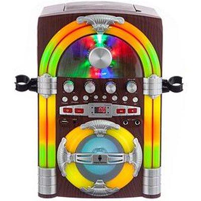 The Singing Machine Singing Machine Sml645Bt Jukebox Bluetooth Karaoke