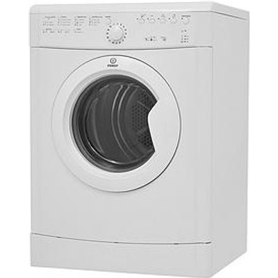 Indesit Ecotime Idvl75Br.9 7Kg Vented Sensor Tumble Dryer - White