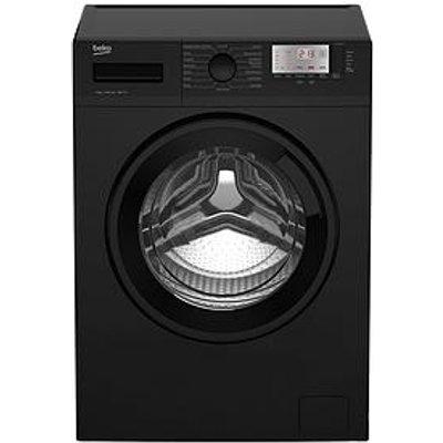 Beko Wtg941B1B 9Kg Load, 1400 Spin Washing Machine - Black