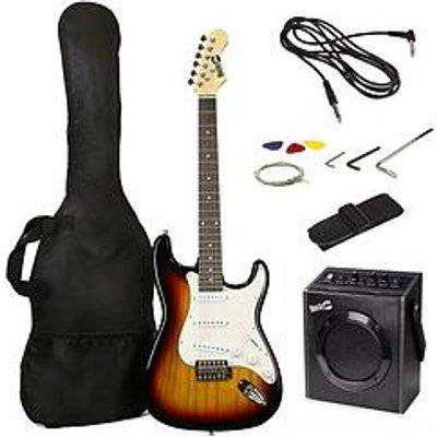 Rockjam Electric Guitar Pack