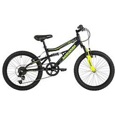 Barracuda Draco Dual Suspension Mountain Bike 20 Inch Wheel