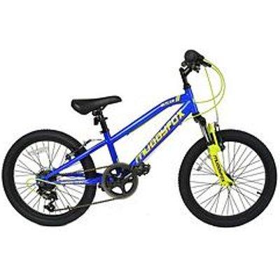Muddyfox Outlaw Hardtail Boys Mountain Bike 20 Inch Wheel
