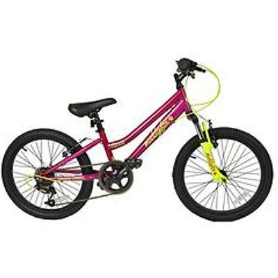 Muddyfox Quest Hardtail Girls Mountain Bike 20 Inch Wheel