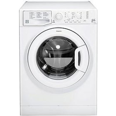 Hotpoint Aquarius Fdl9640P 1400 Spin, 9Kg Wash, 6Kg Dry Washer Dryer - White