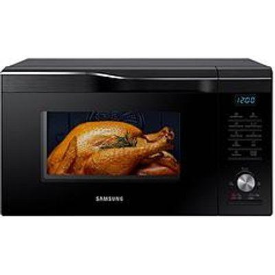Samsung Easy View&Trade; Mc28M6055Ck/Eu 28-Litre Combination Microwave Oven With Hotblast&Trade; Technology - Black