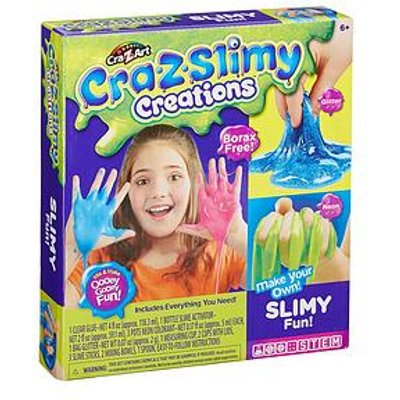 Cra-Z-Art Cra-Z-Slimy Creations Slimy Fun Slime Kit