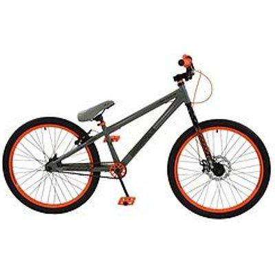 Zombie Airbourne Boys Dirt Jump Bike 24 Inch Wheel