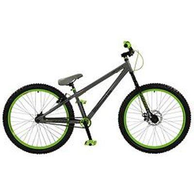 Zombie Airbourne Xl Boys Dirt Jump Bike 26 Inch Wheel