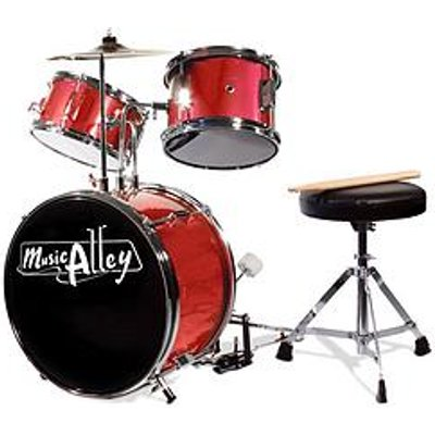 Music Alley Junior Drum Kit