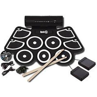 Rockjam Rj760Md Roll Up Drum Kit