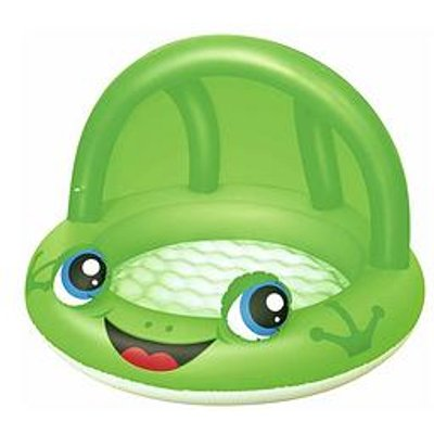 Bestway Frog Shaded Play Pool