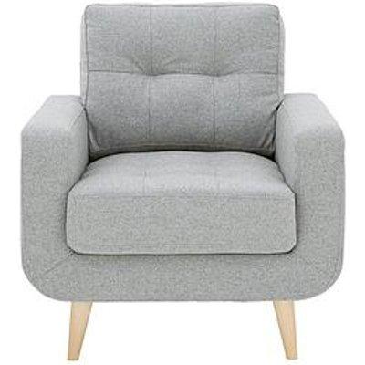 Skandi Fabric Armchair