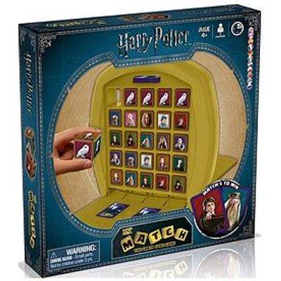 Top Trumps Harry Potter Top Trumps Match Board Game